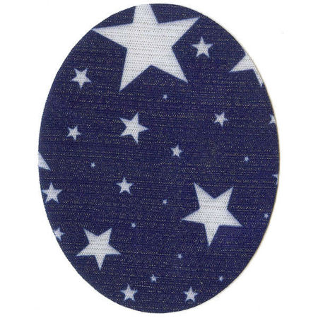 Picture of Stars Silver Small